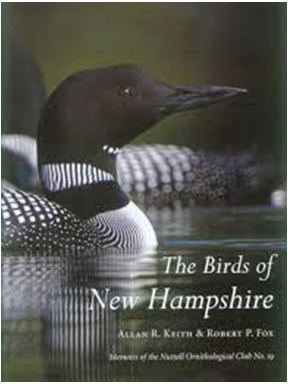 Birds of NH book
