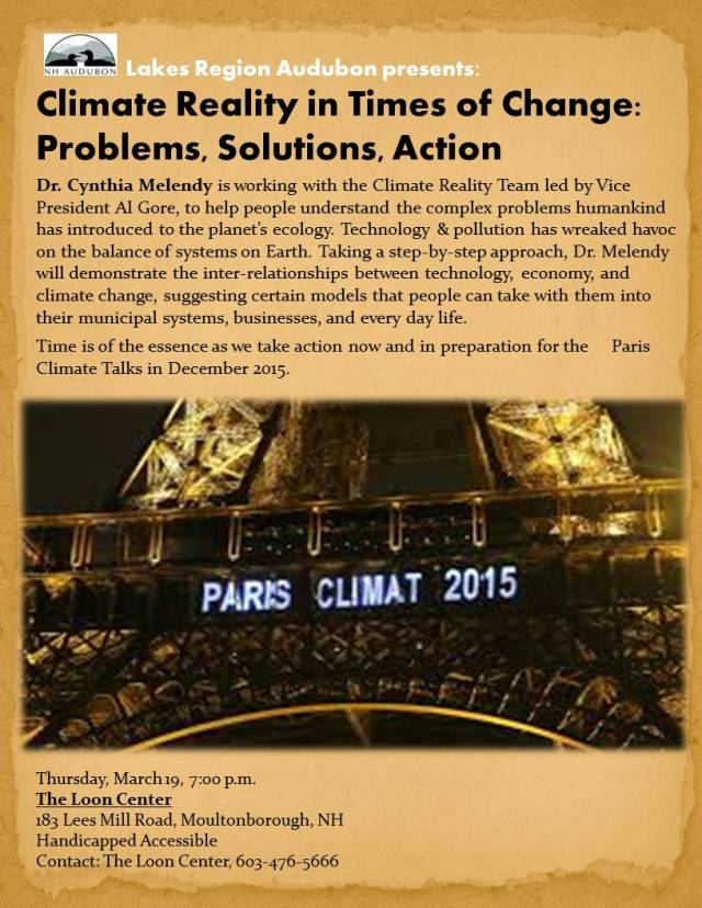 Climate Flyer